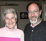 Jay Sage  Judy Izenberg