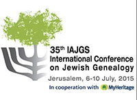 International Conference on Jewish Genealogy