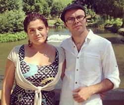 Nadia and Oleksiy (Elisha) Lipes